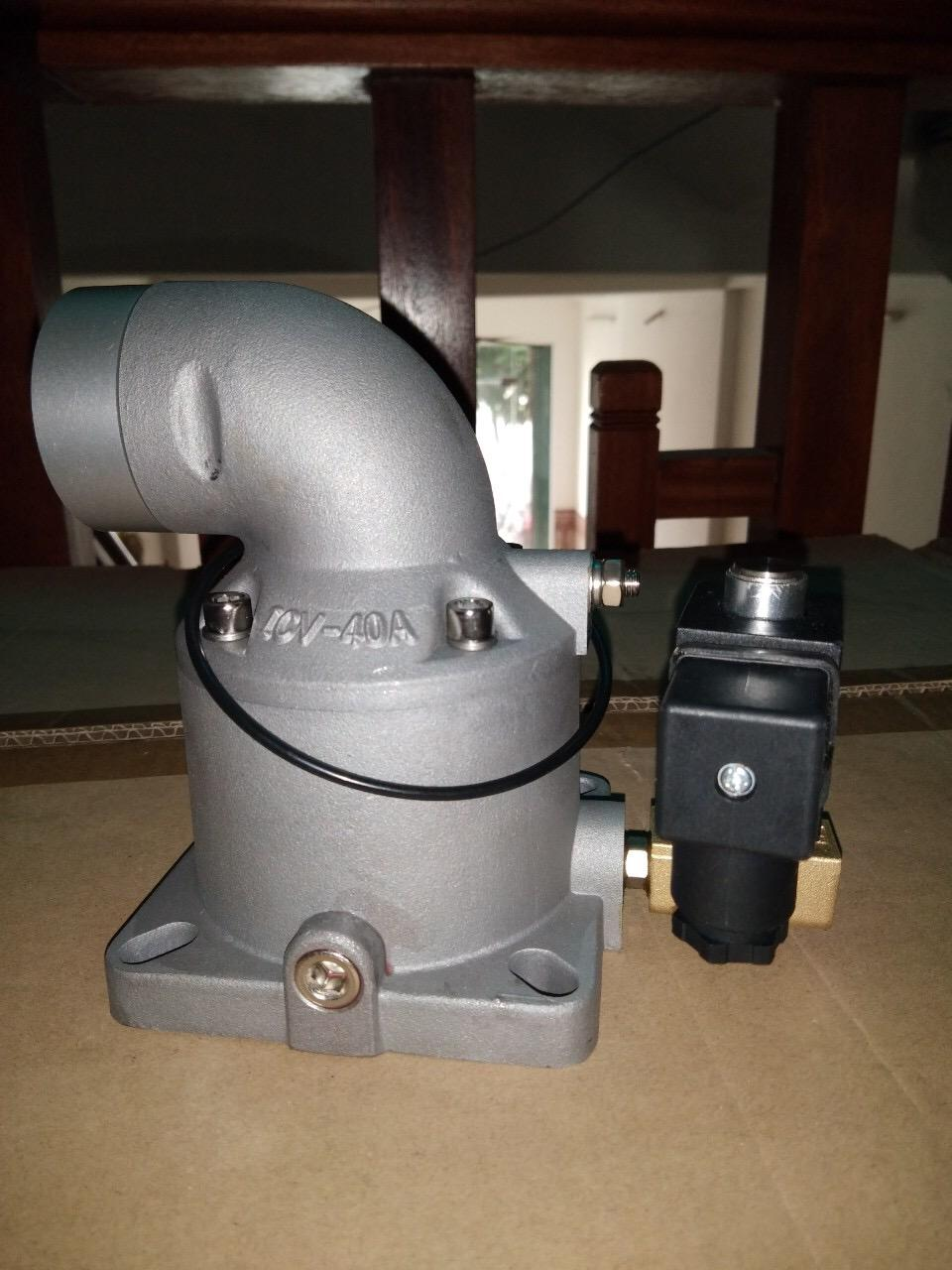 Van hút( Van nạp gió) các loại máy nén khí
